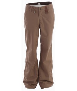 Holden Mountain Chino Snowboard Pants Dark Khaki