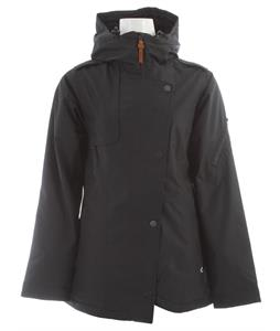 Holden Nico Snowboard Jacket Black