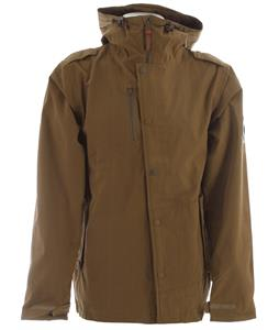 Holden Oswald Snowboard Jacket Olive