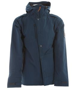 Holden Oswald Snowboard Jacket Thunderstorm Blue