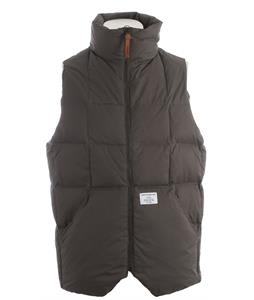 Holden Packable (Stussy) Vest Flint