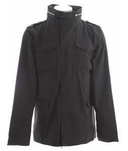 Holden Phillips LTD Snowboard Jacket Black