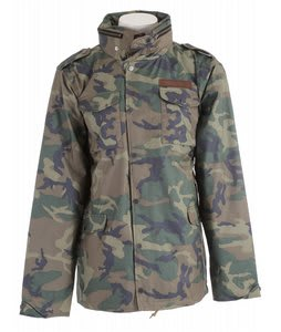 Holden Phillips Snowboard Jacket Camo