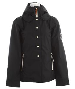 Holden Poppy Snowboard Jacket Black