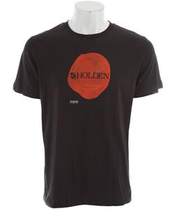 Holden POW Earth T-Shirt Black