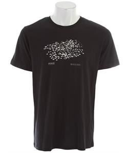 Holden POW Wind T-Shirt Black