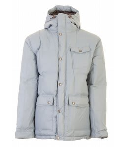 Holden Puffy Down Snowboard Jacket Stone Blue