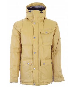 Holden Puffy Down Snowboard Jacket Sunset