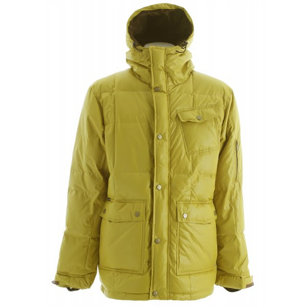 Holden Puffy Down Snowboard Jacket