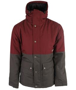Holden Puffy Woods Snowboard Jacket Port Royale/Flint