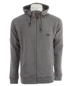 Holden Quick Dry Hoodie Med Heather Grey