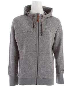Holden Quick Dry Hoodie Heather Grey