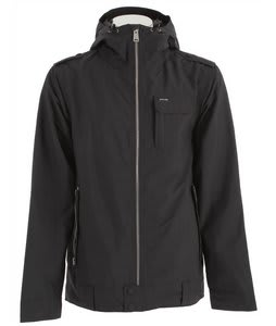 Holden Ranger Snowboard Jacket Black