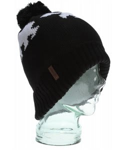 Holden Rawr Beanie Black/Bone