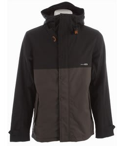 Holden Refuge Snowboard Jacket Black/Flint