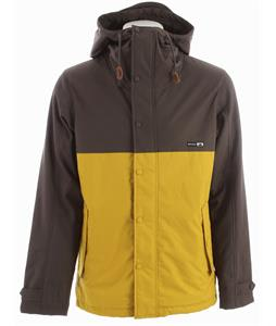 Holden Refuge Snowboard Jacket Flint/Sunset