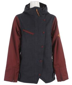 Holden Rydell Snowboard Jacket Peacoat/Port Royale