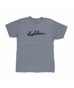 Holden Script T-Shirt Athletic Grey