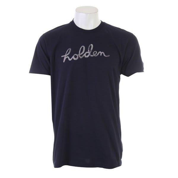 Holden Script Logo T-Shirt