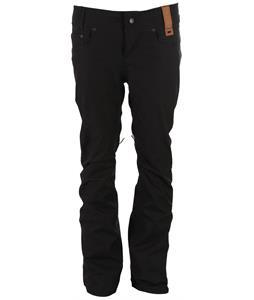 Holden Skinny Standard Snowboard Pants Black