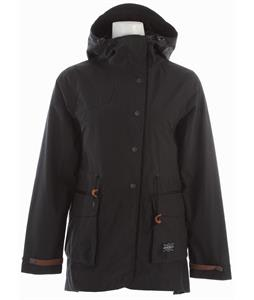 Holden Snorkel Parka Snowboard Jacket Black