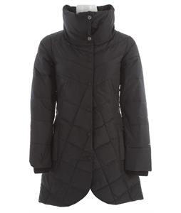 Holden Sophia Down Parka Jacket Black/Black