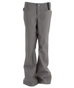Holden Standard Denim Snowboard Pants Gray