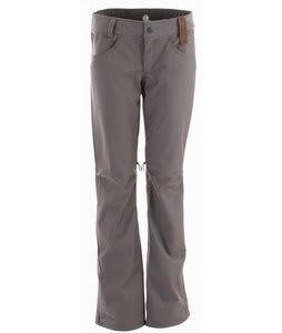 Holden Standard Denim Skinny Snowboard Pants Grey
