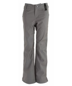 Holden Standard Denim Skinny Snowboard Pants Gray