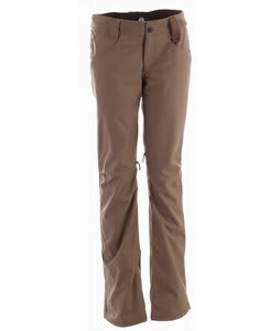 Holden Standard Skinny Snowboard Pants Dark Khaki