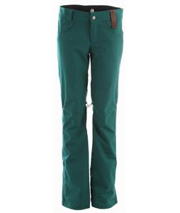 Holden Standard Skinny Snowboard Pants Emerald