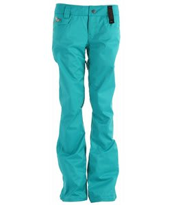 Holden Standard Skinny Snowboard Pants Topaz