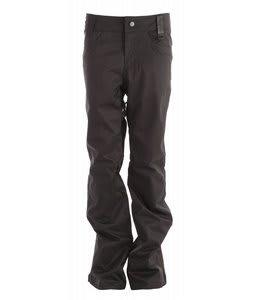 Holden Standard Skinny Snowboard Pants Black