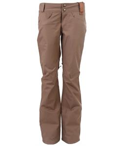 Holden Standard Skinny Snowboard Pants Dk Khaki
