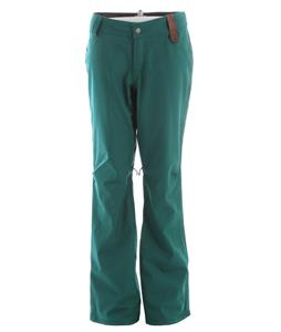 Holden Standard Snowboard Pants Emerald