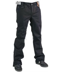 Holden Stretch Genuine Denim Skinny Snowboard Pants