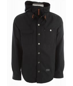 Holden Tarquin Snowboard Jacket Black