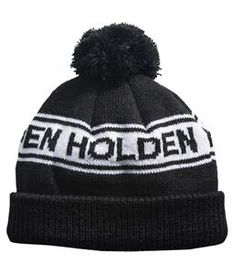 Holden Teamster Beanie Black/White