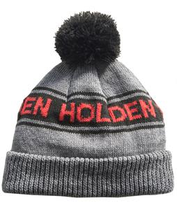 Holden Teamster Beanie Heather Gray