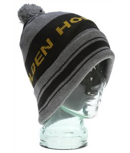 Holden Teamster Beanie Heather Grey/Flint/Sunset