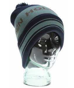 Holden Teamster Beanie Navy/Oil Blue/Dark Khaki