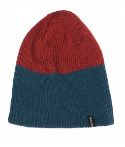 Holden The Classic Beanie Thunderstorm Blue/Burnt Henna