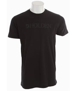 Holden This Shirt Helps Slug T-Shirt Black
