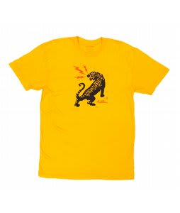 Holden Tiger T-Shirt Gold