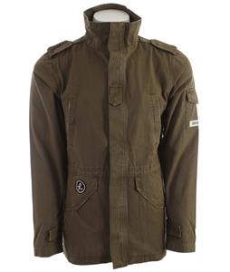 Holden Tilton Snowboard Jacket Army Green