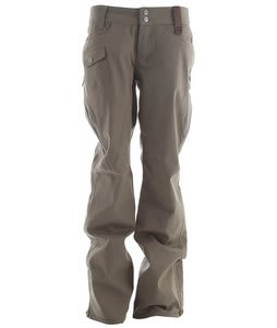 Holden Triumph Snowboard Pants Dark Khaki