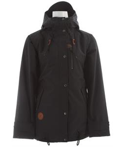 Holden Tula Snowboard Jacket Black