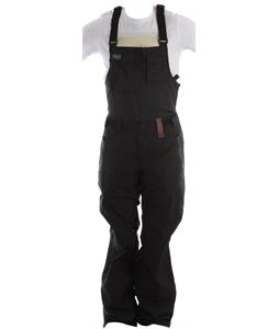 Holden Wittlake Bib Snowboard Pants Black