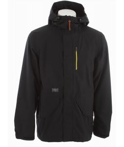 Holden Woodland Snowboard Jacket Black
