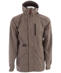 Holden Woodland Snowboard Jacket Dark Khaki